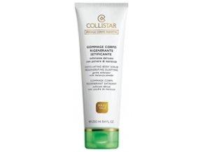Collistar Exfolianting Body Scrub (Gommage Corpo Rigenerante Setificante) Novinka !  250 ml