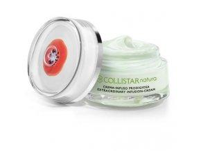 Collistar Extraordinary Infusion Cream 50ml (Výjimečný infuzní krém, obnovuje, revitalizuje)  50 ml
