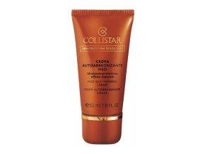 Collistar Face Self Tanning Cream (Crema Autoabbronzante Viso)  50 ml