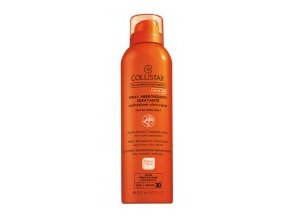 Collistar Moisturizing Tanning Spray SPF 30 200 ml (Spray Abbronzante Idratante applicazione ultra-rapida)  200 ml