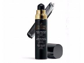 Collistar Nero Sublime Black Precious Serum (Detoxikační a regenerační černé sérum)  30 ml
