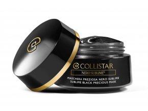Collistar Nero Sublime Sublime Black Precious Mask (Detoxikační maska a regenerační černá pleťová maska)  50 ml