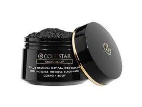 Collistar Nero Sublime Sublime Black Precious Scrub Mask Body (Exfoliační černá tělová maska)  450 g