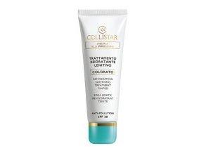 Collistar Rehydrating Soothing Treatment Color (Trattamento Reidratante Lenitivo Colorato SPF 20)  50 ml