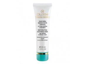 Collistar Rehydtating Soothing Mask (Hydratační zklidňující maska)  30 ml