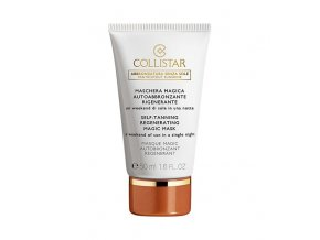 Collistar Self Tanning Regenerating Magic Mask (Maschera Magice Autoabbronzante Rigenerante)  50 ml