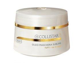 Collistar Sublime Oil Mask 5in1 200 ml  Sublimační olejová maska na vlasy 5v1
