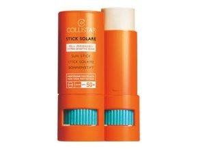 Collistar Sun Stick SPF 50+ (Stick Solare Massima Protezione water resistant)  8 ml