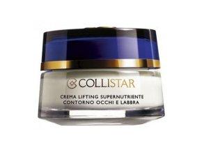 Collistar Supernourishing Lifting Cream Eye and Lip Countour (Crema Lifting Supernutriente Contorno Occhi e Labbra)  15 ml