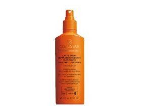 Collistar Supertanning Moisturizing Milk Spray SPF 6 200 ml  Opalovací mléko ve spreji