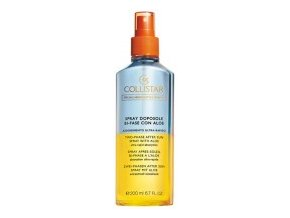 Collistar Two Phase After Sun Spray With Aloe 200 ml  Dvoufázový tělový olej po opalování s Aloe