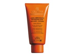 Collistar Ultra Protection Tanning Cream SPF 30 150 ml (Crema Abbronzante Protezione Ultra viso e corpo)  150 ml