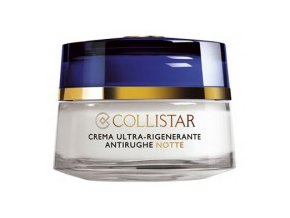 Collistar Ultra Regenerating Anti Wrinkle Night Cream (Crema Ultra-Rigenerante Antirughe Notte)  50 ml