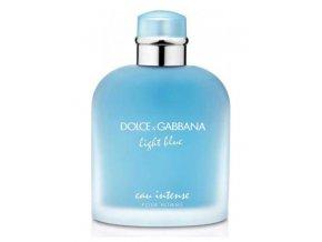 Dolce Gabbana Light Blue Eau Intense pour homme parfémovaná voda pánská EDP  50 ml