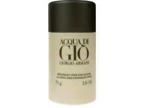 Giorgio Armani Acqua di Gio Pour Homme Deostick pánský  75 ml