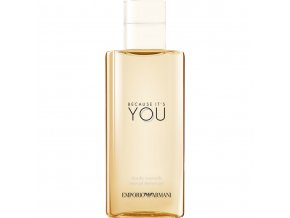 Giorgio Armani Because Its You Sprchový gel dámský  + dárek zdarma originální vzorek vůně Armani