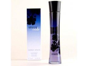 Giorgio Armani Code parfémovaná voda dámská EDP  30 ml, 50 ml, 75 ml