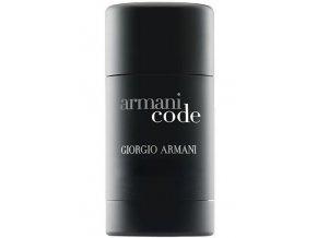 Giorgio Armani Code Pour Homme Deostick pánský  75 ml