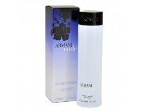 Giorgio Armani Code Tělové mléko dámské  200 ml