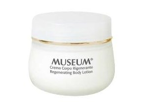 Hydratační tělový krém z extra olivového oleje Museum  200 ml