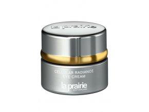 La Prairie  Cellular Radiance Eye Cream  Oční péče zpomalující tok času 15 ml + dárek La Prairie vzorek krému