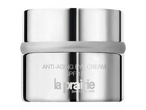 La Prairie Anti Aging Eye Cream SPF 15 15 ml  zpevňující krém proti příznakům stárnutí 15 ml