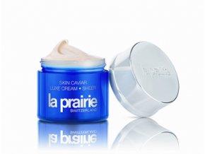 La Prairie Skin Caviar Luxe Cream Sheer  Zpevňující a liftingový krém 50 ml + dárek La Prairie vzorek krému