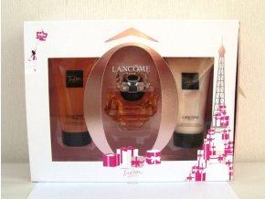 Lancome Tresor Dárková sada parfémovaná voda dámská EDP  30 ml + Tělové mléko 50 ml + Sprchový gel 50 ml
