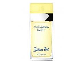 dolce gabbana light blue italian zest femme
