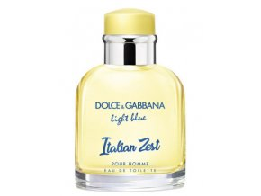 dolce gabbana light blue italian zest homme