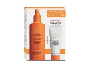 collistar latte spray spf 15