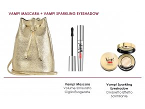 Pupa vamp+eyeshadow