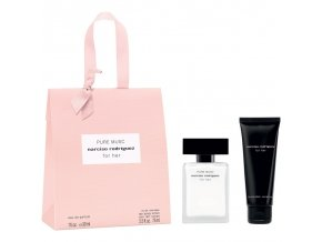 narciso rodriguez pure musc shopping bag