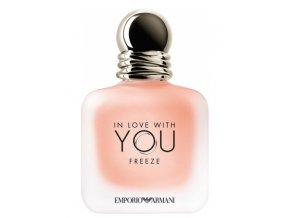 armani in love with you freeze