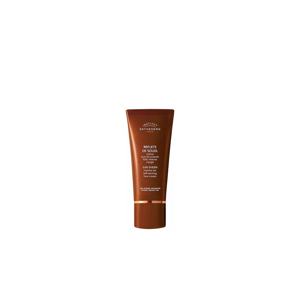 SUN Light Tan Self Tanning Face Cream