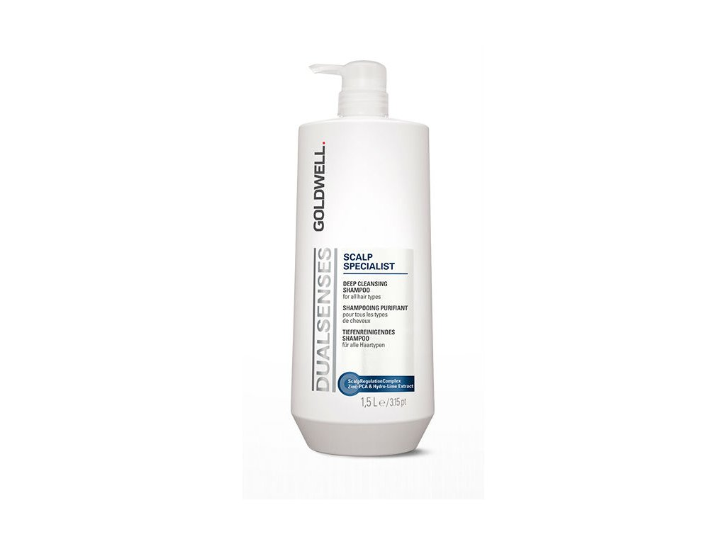 Goldwell Dualsenses Scalp Specialist Deep Cleansing šampon na vlasy 1500 ml