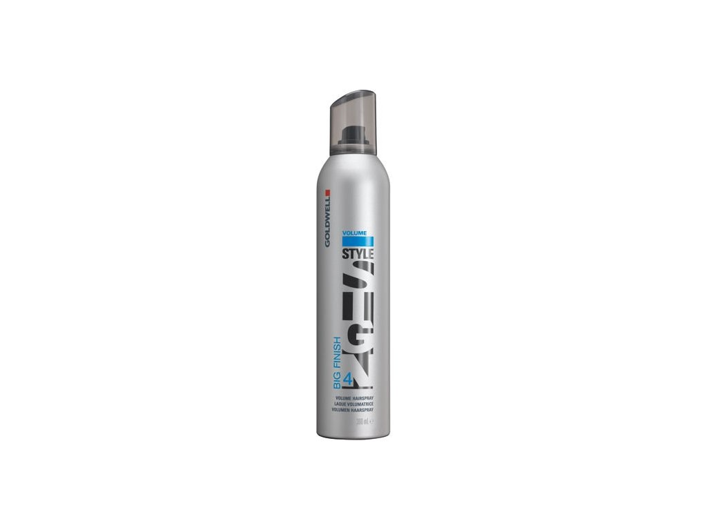 Goldwell Volume Big Finish objemový lak na vlasy 500 ml