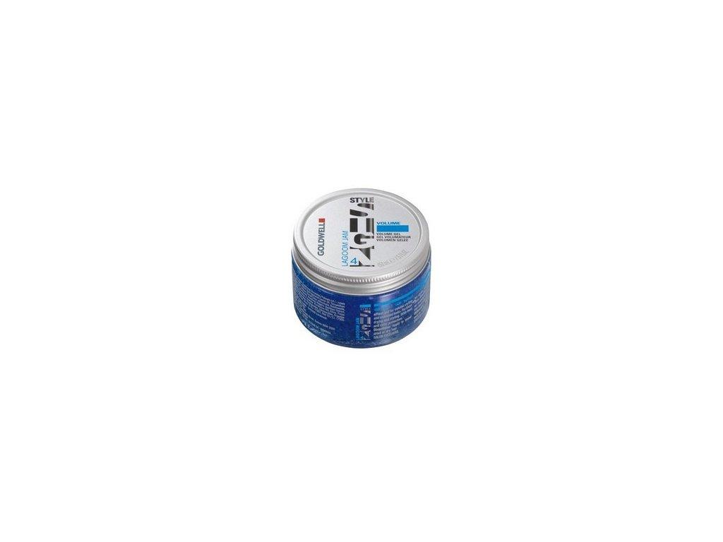 Goldwell StyleSign Volume Lagoom Jam gel na vlasy se silnou fixací 150 ml