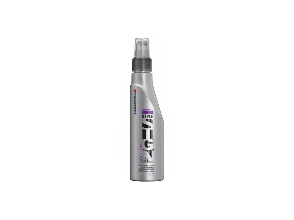 Goldwell StyleSign Straight Hot Form lotion pro vyrovnávání vlasů 150 ml
