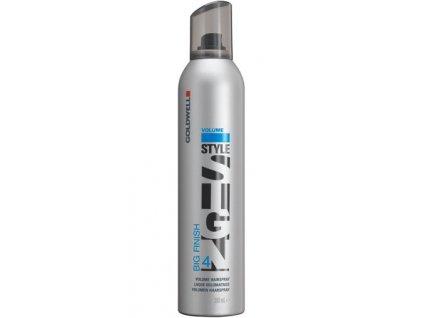 Goldwell Volume Big Finish objemový lak na vlasy 300 ml
