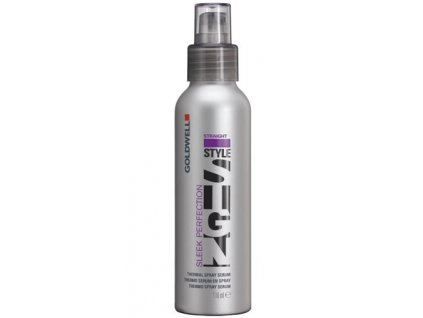 Goldwel StyleSign Straight Sleek Perfection sérum pro vyrovnávání vlasů 100 ml