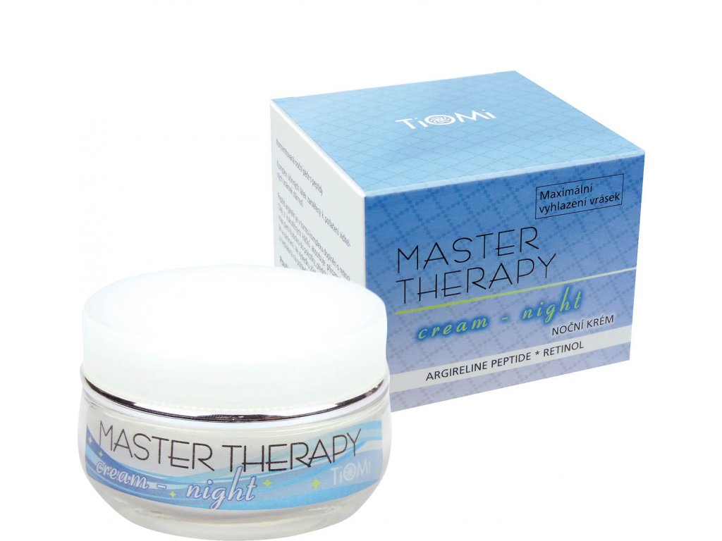master therapy cream night