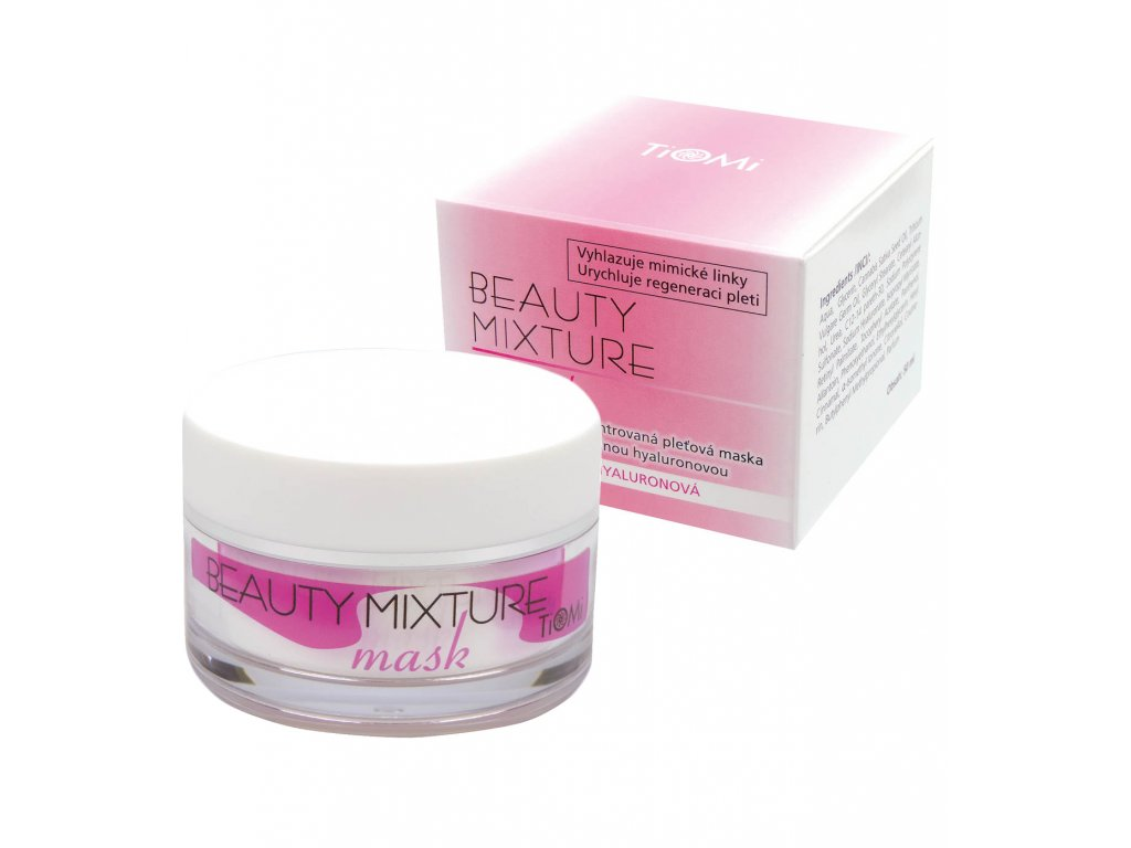 beauty mixture mask