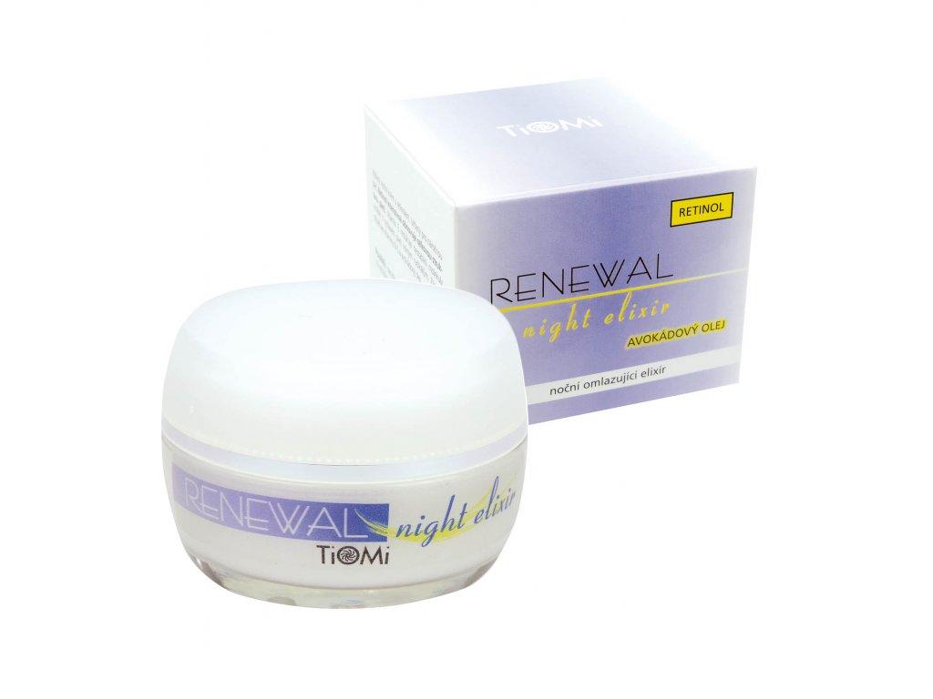renewal night elixir