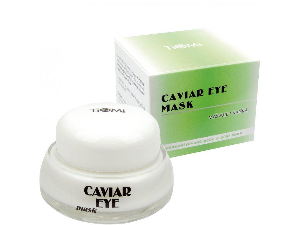 caviar eye mask