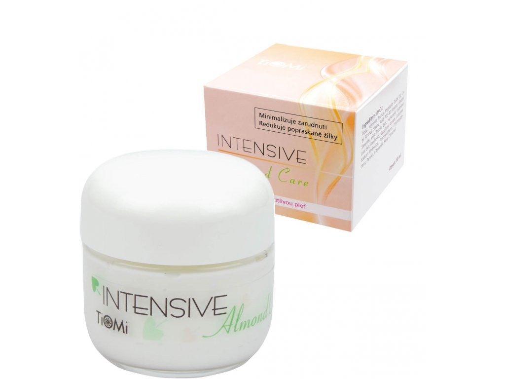 intensive almond care