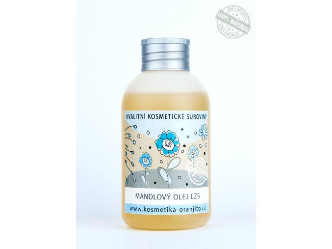 mandlovy olej lisovany za studena 100