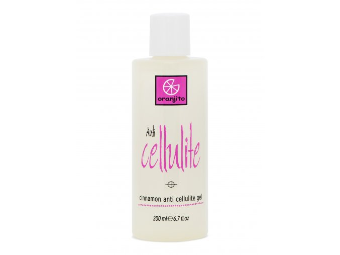 oranjito anti cellulite gel