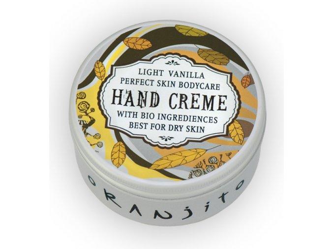 krem na ruce oranjito vanilka