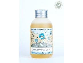 sezamovy olej bio 100